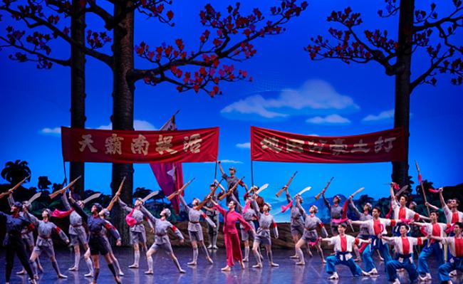 芭蕾舞剧《红色娘子军》将于8月7日至8日在山西大剧院上演