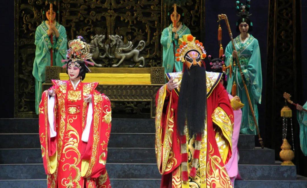 山西省京剧院积极备战第九届中国京剧艺术节