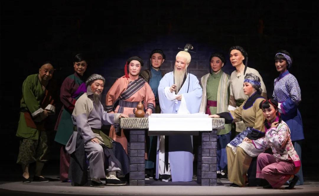 晋剧《傅山进京》将在山西大剧院上演