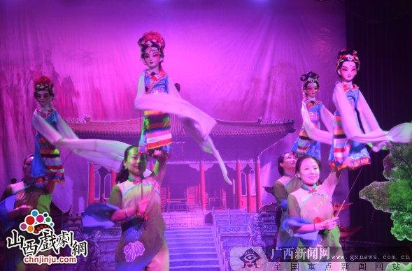 孝义木偶戏 走出中国的非物质文化遗产
