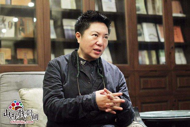 """全国政协委员田沁鑫:传统戏曲需要""""守正"""""""