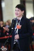 全国政协委员张凯丽:失德艺人将被观众抛弃