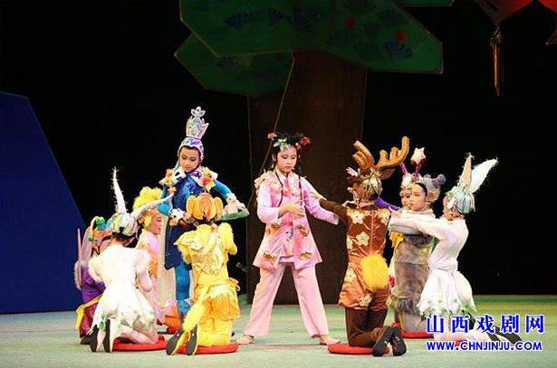 第九届中国儿童戏剧节闭幕 37天191场演出惠及1