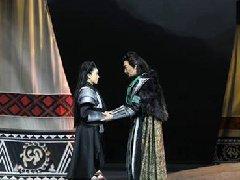 音乐剧《霸王别姬》:壮志与柔情的协奏