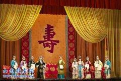 京剧舞台不可过度使用幕布