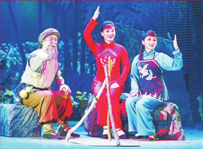 闻名遐迩的三晋文艺劲旅 ——大同市歌舞剧院近十年记