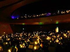 话剧《白鹿原》南京演出举行点灯仪式 重燃演出行业希望之火