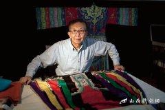 但将深情付霓裳 ——陈申,30多年痴迷戏衣收藏