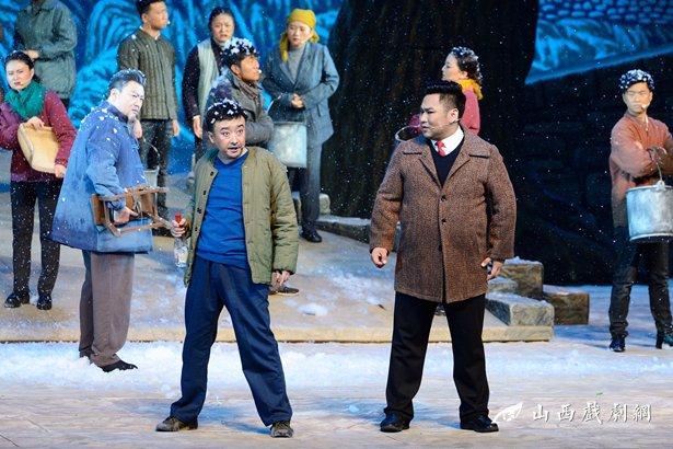 扶起精气神 解锁幸福路 ——评民族歌剧《三把锁》