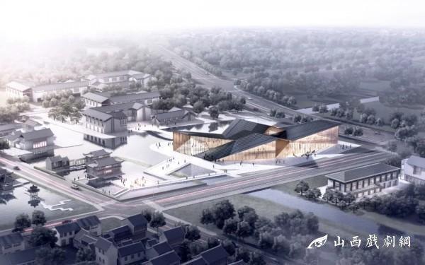 """全国""""最大最全""""戏曲博物馆在江苏昆山开建"""