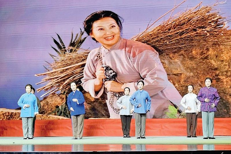 运城:2021年春节戏曲晚会线上与观众见面