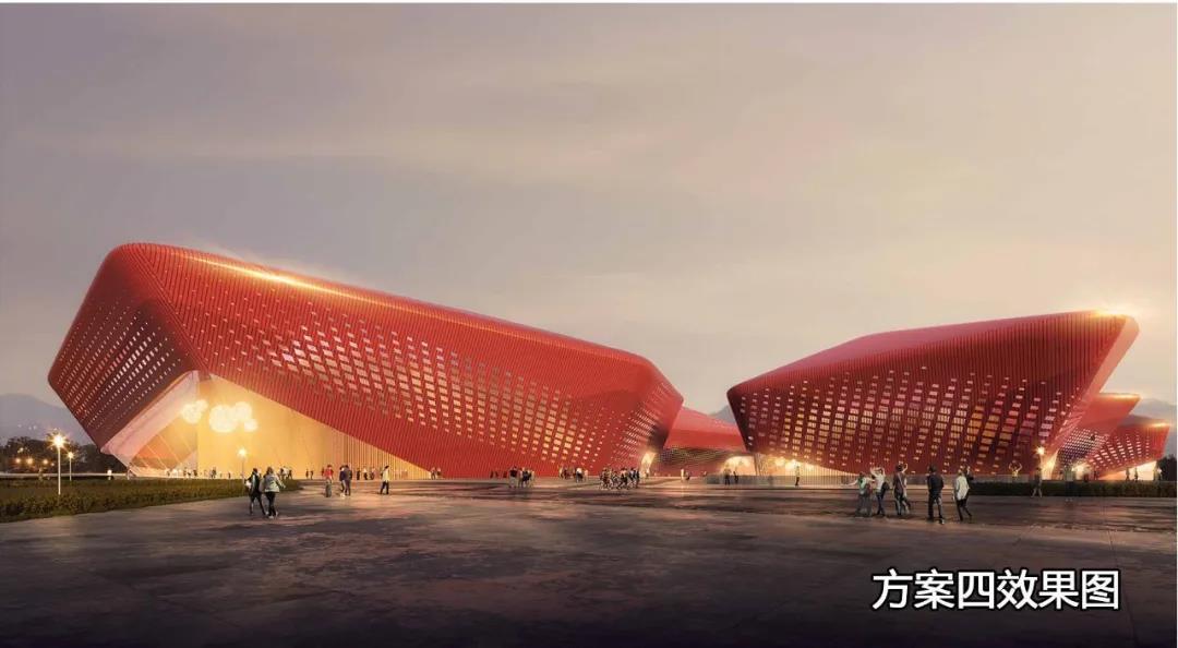 阳泉市将建设文化艺术中心